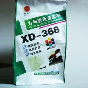 聚氨酯厂家 XD-368 彩色自流平