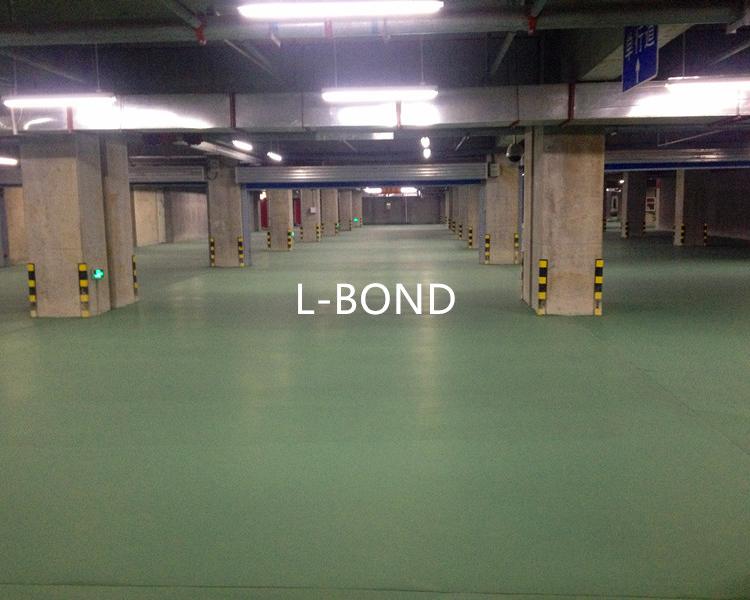 华北商厦 地下停车场