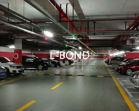 中防万宝城 地下停车场